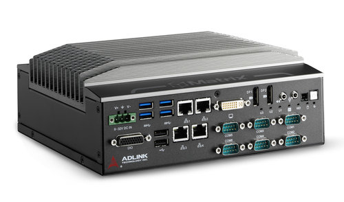 <p>ADLINK MXE-5502 Intel&reg; Core&trade; i5-6440EQ fanless embedded computer</p>