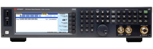 Keysight N5166B CXG RF Vector Signal Generator, 9 kHz - 3/6 GHz