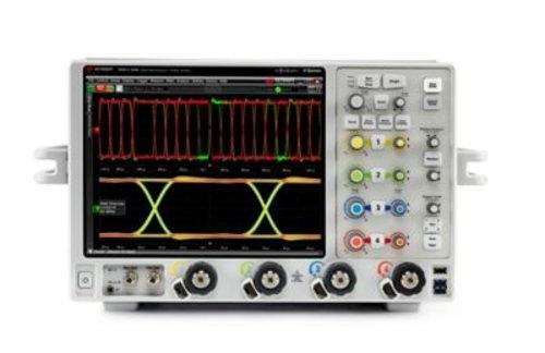 Keysight DSAV334A Digital Signal Analyzer - 33 GHz 80/40 GSa/s 4 Ch 100M