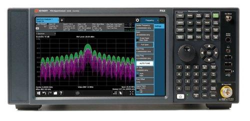 Step Frequency Radar Network Analyzer : Keysight n b pxa signal analyzer multi touch altoo aps